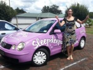 Dr Leanne Lawrence - Sleepdeep Doctor