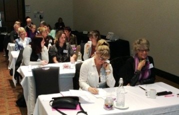 2015 National Conference - where delegates voted to accept the national hypnotherapy standards