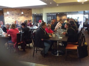 Lunch at the 2015 Conference