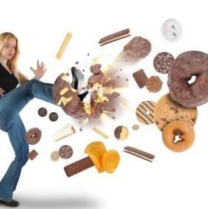 Kick the Cravings and Overeating