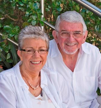 Sue Wood and Roger Saxelby, Alpha Hypnotherapy Training